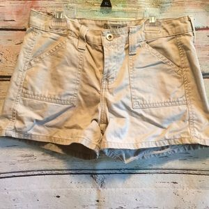 l.e.i. Khaki Cargo Shorts
